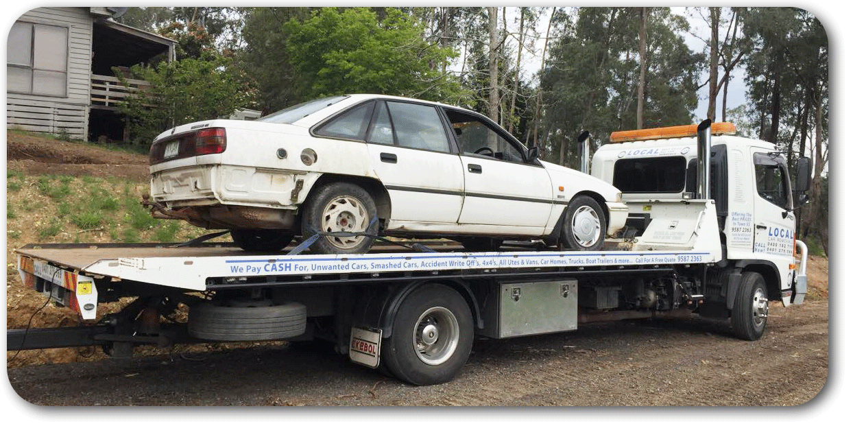 Contact us | Local Car Removal
